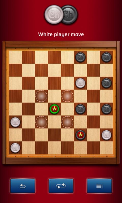 Изображение Шашки-шашечки - Checkers Legend
