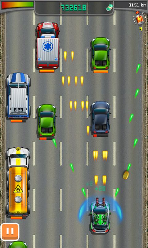 Изображение Бестия дорог - Road Fury