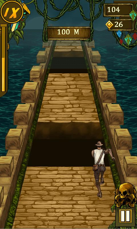 Изображение Побег из замка - Temple Quest